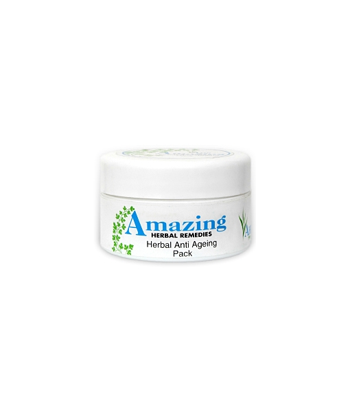 Herbal Anti Ageing pack