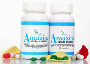 Herbal Fat & Inch Loss Supplement