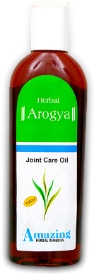 Herbal Joint Care Oil