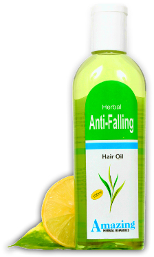 Herbal Anti-Falling Hair Oil